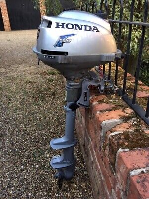 Honda BF2.3  Long Shaft Outboard
