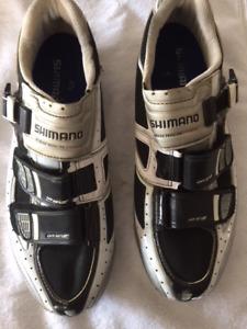 Shimano R132 SPD-SL Road Shoe Size 45