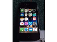 IPhone 4s Vodafone excellent condition with box