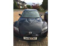 Mazda RX-8 Coupe Black 2006 47,000 miles