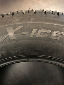 Pneus Michelin X-ice3   215/60R16
