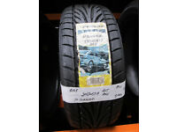 O143 1X 205/45/17 84V ZR DUNLOP SP SPORT 9000 1X8MM TREAD