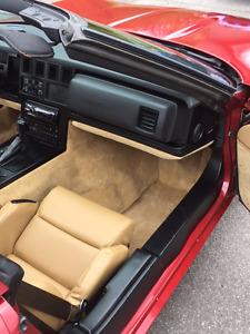 Chevrolet Corvette coupé 2 portes