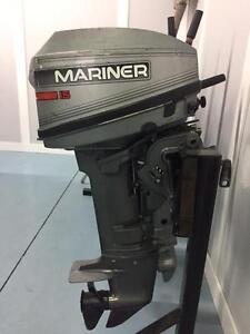 Mariner 15  hp