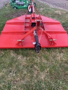 2017 Buhler F720 Rotary cutter