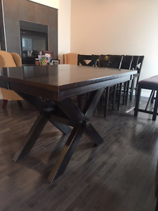 Counter-high Dinning Table