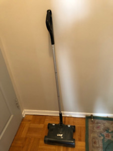 """Shark Rechargeable 12"""" Sweeper"""