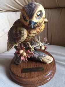 South Island Whekau Aldon Vanished Species Figurine Kingston Kingston Area image 1