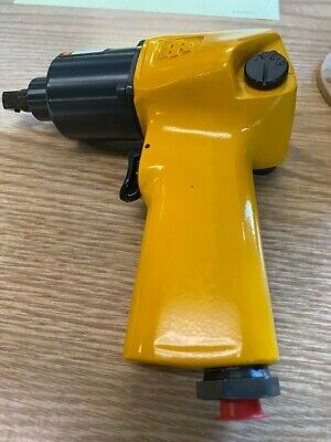 Ingersoll- Rand 38 Impact Air Wrench Model 1702p