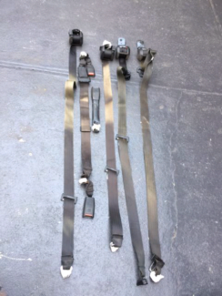 Vl seat belts $100 each good condition