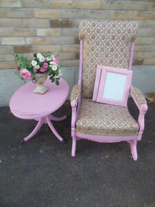 Shabby chic pink frames London Ontario image 3