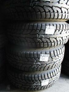 235/70 R16 FORD ESCAPE STEEL RIMS W/ HANCOOK I*PIKE RW11 - USED TIRES (SET OF4) - APPROX. 85% TREAD