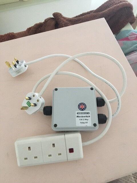 MaxiBrite 2 way lighting contactor