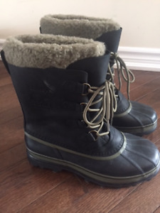 MEN'S SOREL - BRAND NEW Caribu Winter Boots