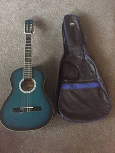 Nylon String Acoustic Guitar Corlette Port Stephens Area Preview