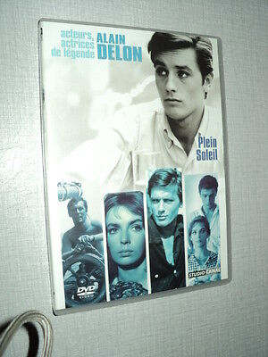 FILM PLEIN SOLEIL DVD ALAIN DELON MARIE LAFORET