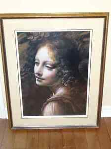 Framed Print of Lady