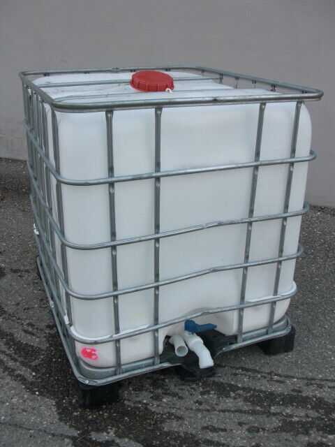 IBC Container Regentonne Wassertank 1000 ltr.