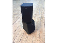 Sony Stereo Speakers