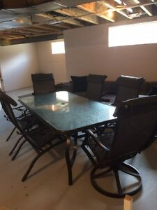 Great Patio set for 6