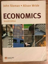 Sloman & Wride - Economics (7th Edition)