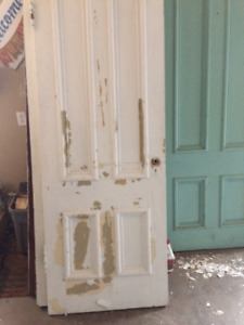 WANTED: Old interior doors