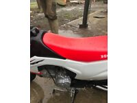 Honda crf 110 2016