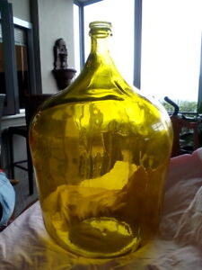 beautiful Spanish amber glass bottles for sale Ipswich City Preview