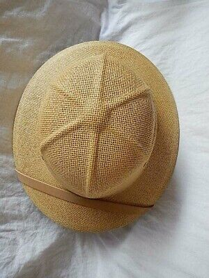 VillageHats French style pith helmet Big Head Adjustable Version for sale  Loma Linda