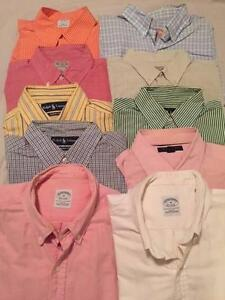 Brooks Brothers and Other Shirts (hardly worn) Manly Manly Area Preview