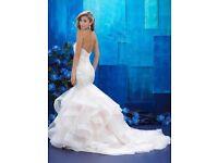 2017 season Allure wedding dress for sale!