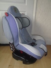 Pierre Cardin car seat 0-25kg good condition