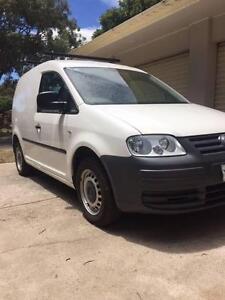 2006 Volkswagen Caddy Van/Minivan Capital Hill South Canberra Preview