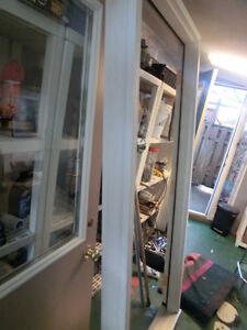 "32"" Solid exterior door frame.Never used London Ontario image 1"