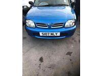 NISSAN MICRA EXTREMELY LOW GENUINE MILES!! NEED GONE FAST!