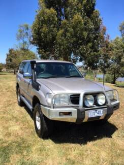 100 series Landcruiser with fully rebuilt motor. Melbourne Region Preview