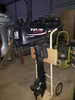 Parsun 5.8HP Outboard