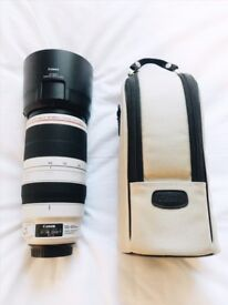 Canon EF 100-400 II L IS USM