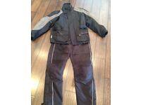 Motorcycle Unisex Jacket / trousers