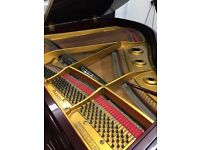 As New Bernard Steiner Baby Grand Piano | Free UK Delivery