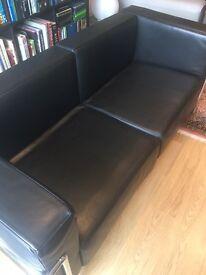 Italian Designer Sofa, Le Corbusier Style