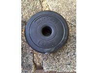 Free Weight Dumbells (Adjustable) MAXX FITNESS