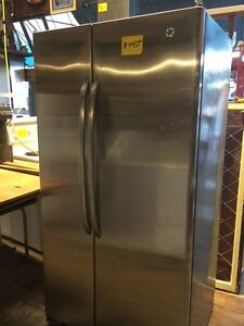 Used GE 36'' fridge