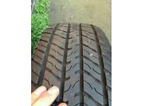 Tyre plus wheel like new £15