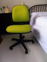 Pea-green studio chair Strathfield South Strathfield Area Preview