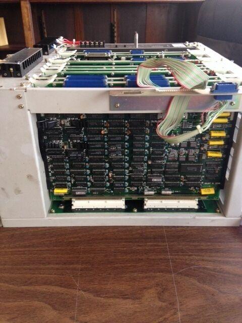 Mitsubishi MELDAS-YM2B  UF701B Control Unit Serial 187 from Mazak CNC