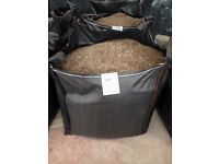 Sand and Gravel Mixed Half Dumpy Sack