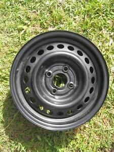 "Honda Jazz Steel Road Wheels 14"" X  5-1/2"" Wynnum Brisbane South East Preview"