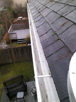 J&S Eavestrough & Window Cleanings **Special 20% off**