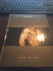 "Men's Health The Book of Muscle ""Guide To Building Your Body"""